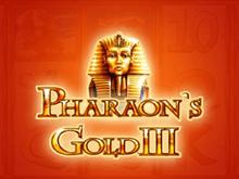 Игровые автоматы Pharaohs Gold III
