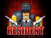 Играть на деньги Resident