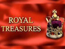 Играть на деньги в Royal Treasures