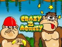 Игровые автоматы Crazy Monkey 2