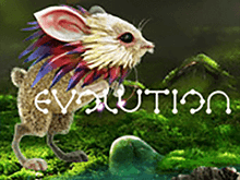 Автомат Evolution в онлайн казино