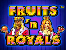 Играть на деньги в Fruits And Royals