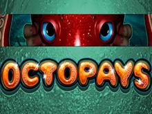 Игровой автомат Сокровище Осьминога онлайн