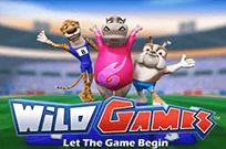 Дикие Игры – игровой автомат