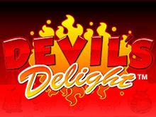 Играть на деньги в автомат Восторг Дьявола
