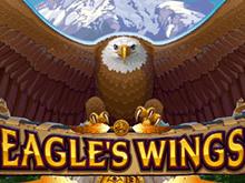 Популярная азартная игра на деньги - Eagles Wings