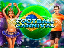 Популярная азартная игра Football Carnival