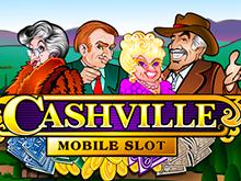 Азартный автомат Cashville от Microgaming для онлайн-досуга
