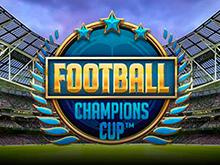 Азартный онлайн аппарат Football Champions Cup от NetEnt