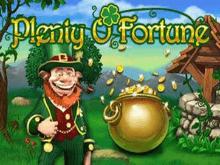 Игровой слот Plenty O'Fortune от Плейтек с азартным геймплеем
